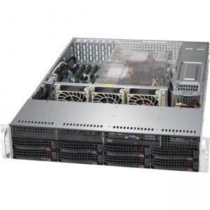 Supermicro SuperChassis Server Case CSE-825BTQC-R1K03LPB