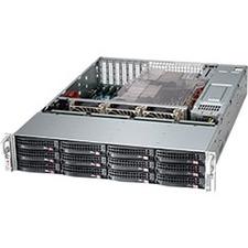 Supermicro SuperChassis Server Case CSE-826BE2C-R802LPB 826BE2C-R802LPB