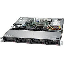 Supermicro SuperServer (Black) SYS-5019S-M-G1585L 5019S-MR-G1585L