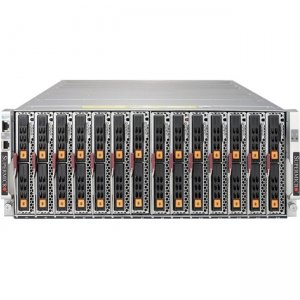 Supermicro Blade Server Case SBE-414E-420D