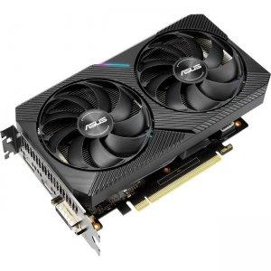 Asus Dual GeForce GTX 1660 SUPER MINI OC Edition Graphic Card DUAL-GTX1660S-O6G-MINI