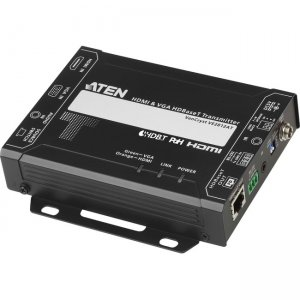 Aten HDMI & VGA HDBaseT Transmitter with POH (4K@100m) (HDBaseT Class A) VE2812AT