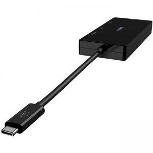 Belkin USB-C Video Adapter AVC003BK-BL