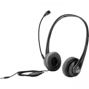 HP Stereo 3.5 mm Headset T1A66AA#ABA T1A66AA