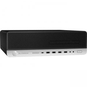 HP EliteDesk 800 G5 Small Form Factor PC - Refurbished 7LL87UTR#ABA