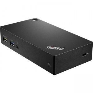 Lenovo ThinkPad USB 3.0 Pro Dock-US - Refurbished 40A70045US-RF