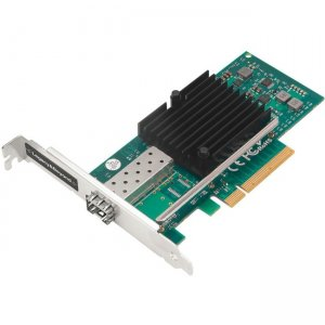 SIIG Single Port 10G SFP+ Ethernet Network PCI Express LB-GE0411-S1