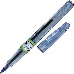 SKILCRAFT Fine Point Black Ink Ballpoint Stick Pen 6827160 NSN6827160