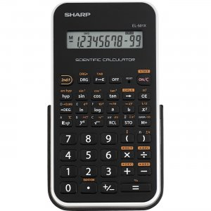 Sharp BWH Scientific Calculator EL501X2BWH SHREL501X2BWH EL-501X2