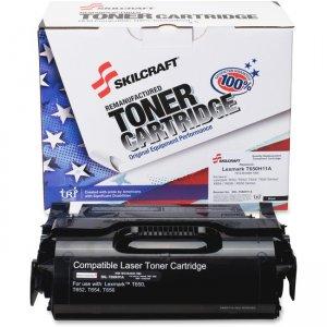 SKILCRAFT Remanufactured Lexmark T650 Toner Cartridge 6419547 NSN6419547