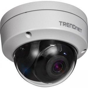 TRENDnet Indoor / Outdoor 4MP H.265 WDR PoE IR Dome Network Camera TV-IP1315PI TV-IP315PI
