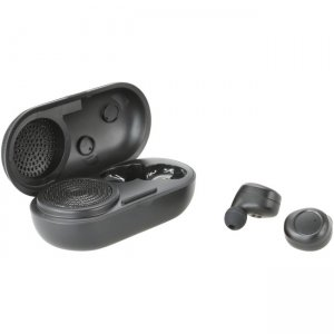 iLive Truly Wire-Free Earbuds with Charging Case and Speaker IAEBTS410B