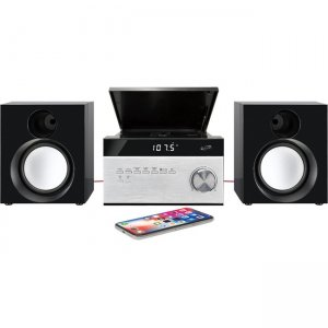 iLive Home Music System with Bluetooth IHB227B