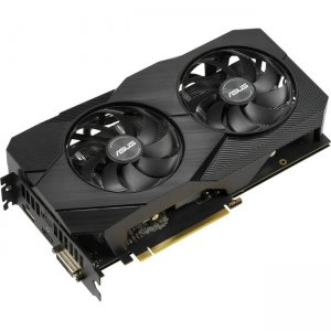 Asus Dual GeForce RTX 2070 EVO V2 OC Edition Graphic Card DUAL-RTX2070-O8G-EVO-V2