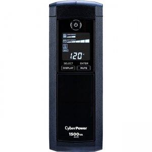 CyberPower 1500VA Mini-tower UPS CP1500AVRLCDTAA