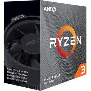 AMD Ryzen 3 Quad-core 3.8GHz Desktop Processor 100-100000159BOX 3300X