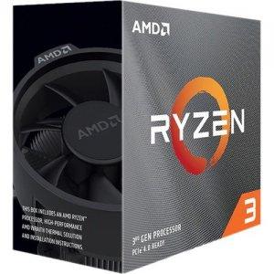 AMD Ryzen 3 Quad-core 3.6GHz Desktop Processor 100-100000284BOX 3100