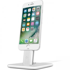 Twelve South HiRise 2 Deluxe for iPhone & iPad in Silver 12-1626