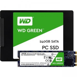WD Green Solid State Drive WDS240G1G0A