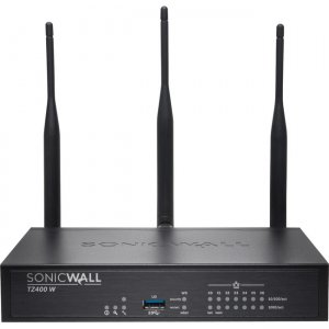 SonicWALL Network Security/Firewall Appliance 01-SSC-1746 TZ400