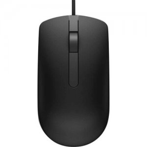 DELL Optical Mouse - - Black 570-AAJD MS116