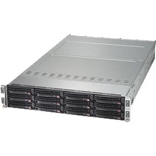 Supermicro SuperServer (Black) SYS-6029TP-HC0R 6029TP-HC0R
