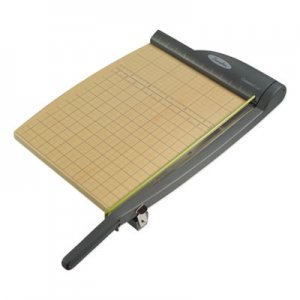 Swingline ClassicCut Pro Paper Trimmer, 15 Sheets, Metal/Wood Composite Base, 12 x 15 SWI9115 9115A