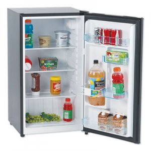 Avanti 2.5 Cu.Ft Superconductor Refrigerator, Black AVAAR321BB AR321BB
