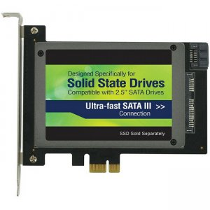 Apricorn Velocity Solo x1 - Performance SSD Upgrade Kit for Desktop PCs and MacPro VEL-SOLO-X1