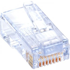 Black Box EZ-RJ45 Network Connector C5EEZUP-100PAK