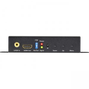 Black Box Component/Composite-to-HDMI Scaler and Converter with Audio AVSC-VIDEO-HDMI