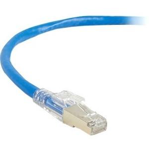 Black Box GigaBase Cat.5e UTP Patch Network Cable C5EPC70S-YL-10