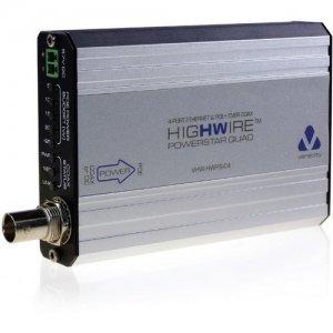 Veracity HIGHWIRE Powerstar Quad VHW-HWPS-C4