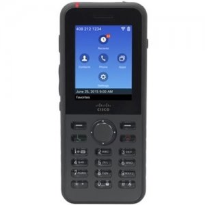 Cisco Wireless IP Phone World mode CP-8821-K9-BUN 8821