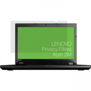 Lenovo Privacy Filter for ThinkPad P70 Series Touch Laptop from 3M 4XJ0L59634