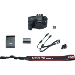 Canon EOS Body Wi-Fi Adapter Kit 9128B126 7D Mark II