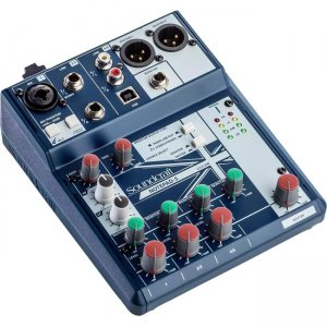 Soundcraft Audio Mixer 5085980US Notepad-5