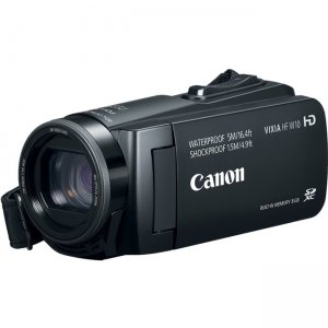 Canon VIXIA Digital Camcorder 3909C001 HF W10