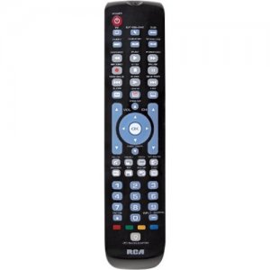 RCA 6-Device Universal Remote Control RCRN06GBE