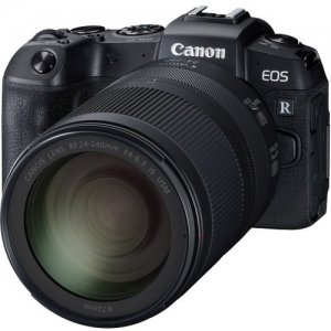 Canon EOS RP Mirrorless Camera with Lens 3380C032