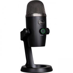 Blue Yeti Nano Premium USB Microphone for Recording & Streaming 988-000400