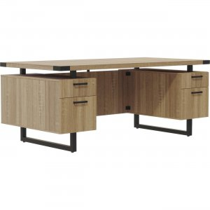 "Mayline 66""x30"" Mirella BF/BF Free Standing Desk MRDFF6630SDD MLNMRDFF6630SDD"