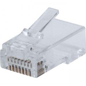 Intellinet 100-Pack FastCrimp Cat.5e RJ45 Modular Plugs 791083