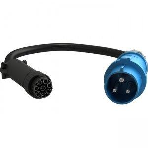 Geist Standard Power Cord FSC1U001 CSU-S02A7-43000-3PS6B-S