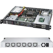 Supermicro SuperServer (Black) SYS-1019P-FHN2T 1019P-FHN2T