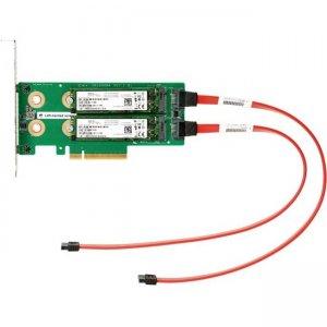 HPE Universal SATA HHHL 3yr Wty M.2 Kit 878783-H21