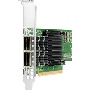 HPE MCX653106A-ECAT Infiniband/Ethernet Host Bus Adapter P23666-B21