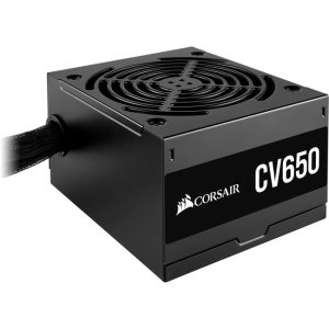 Corsair CV Series CV650 - 650 Watt 80 Plus Bronze Certified PSU CP-9020211-NA RPS0128