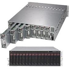Supermicro SuperServer SYS- (Black) SYS-5039MP-H8TNR 5039MP-H8TNR