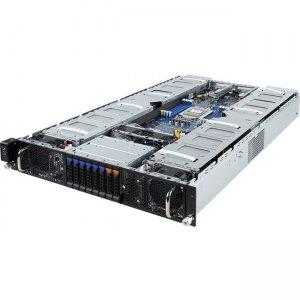 Gigabyte (rev. 100) HPC Server - 2U UP 8 x Gen3 GPU Server G292-Z22